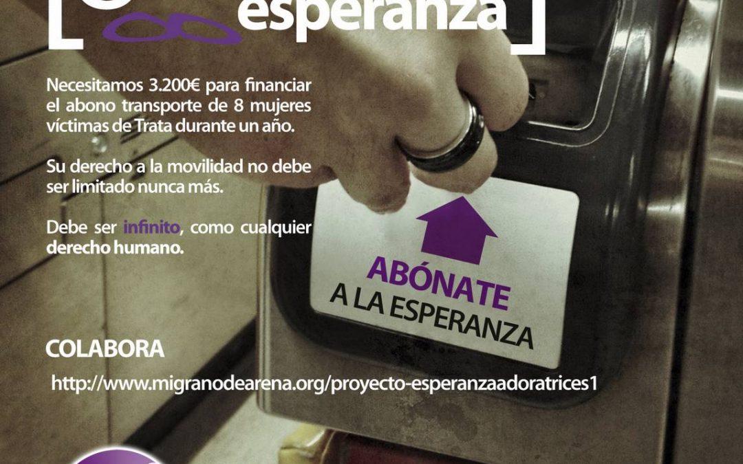 """Proyecto ESPERANZA lanza su campaña """"8 Mujeres, Infinita Esperanza"""""""