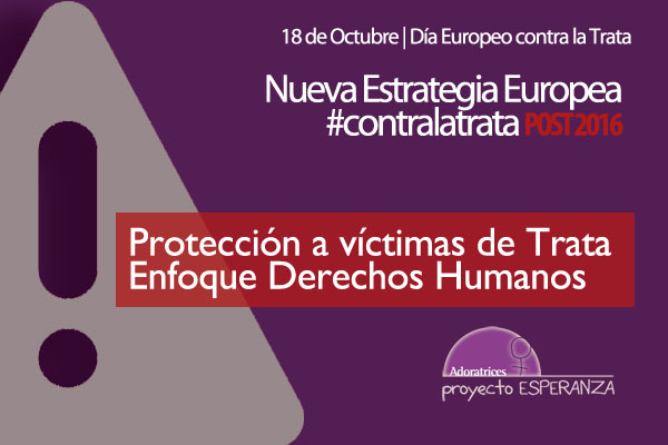 18_octubre #Contralatrata proyecto esperanza