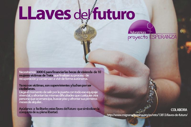 Campaña llaves del futuro