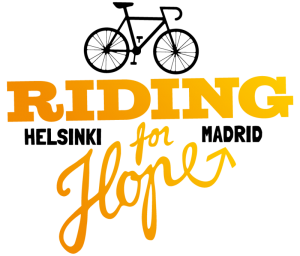 Riding4hope | crowdfunding #contralatrata