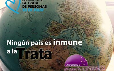Ningún país es inmune a la Trata de Personas