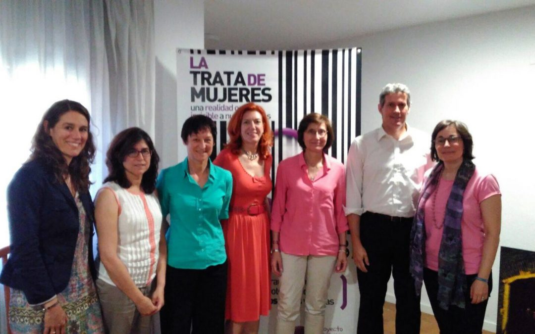 II Informe de GRETA sobre la lucha #contralatrata en España