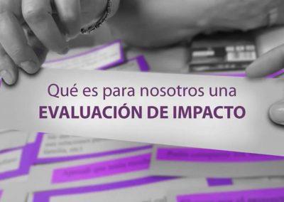 Rendir cuentas en la lucha contra la Trata. Evaluación de impacto.