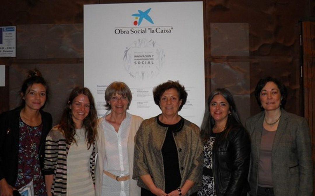 Premio Innovación y Transformación Social de La Caixa