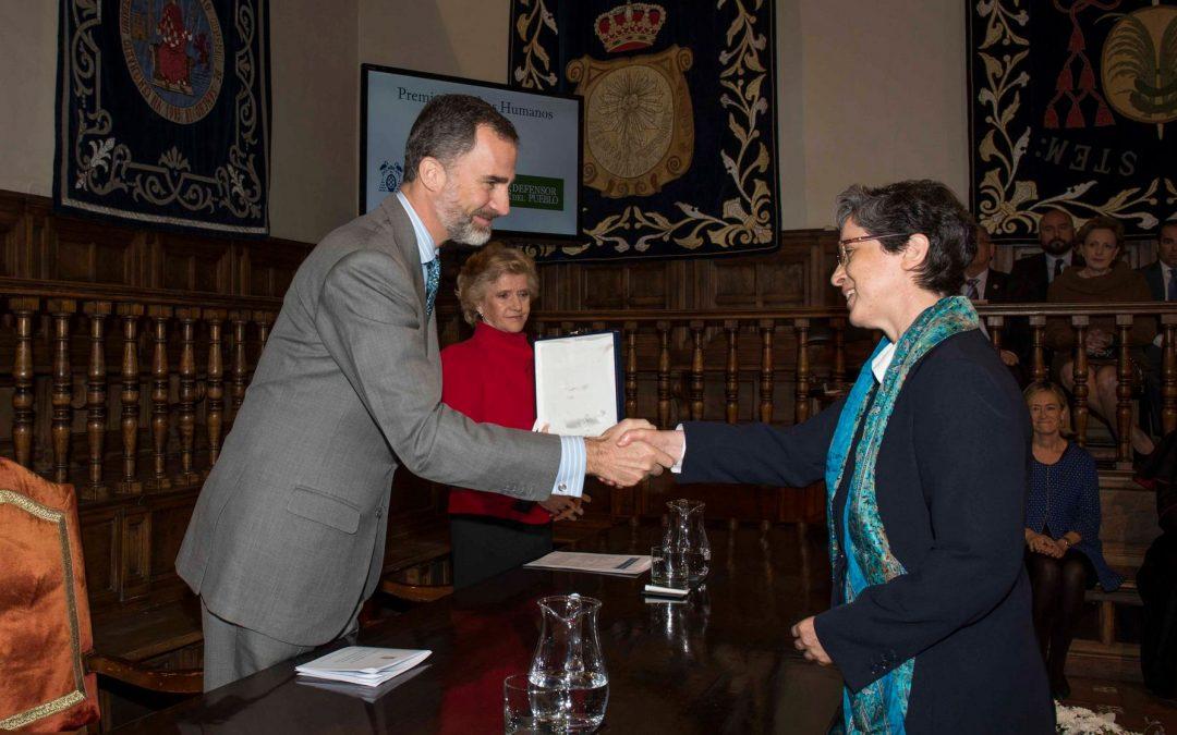 VI Premio Derechos Humanos Rey de España