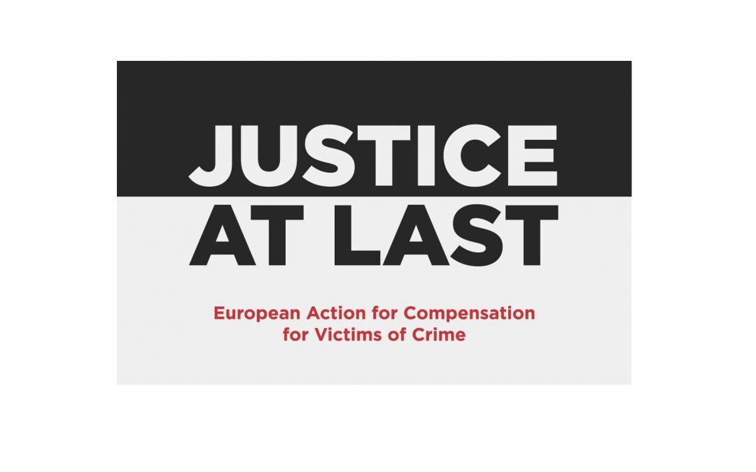 Justice at last. Compensación efectiva a víctimas de Trata, un derecho a conquistar