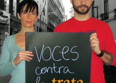 Presentación Revista Voces contra la Trata de Mujeres