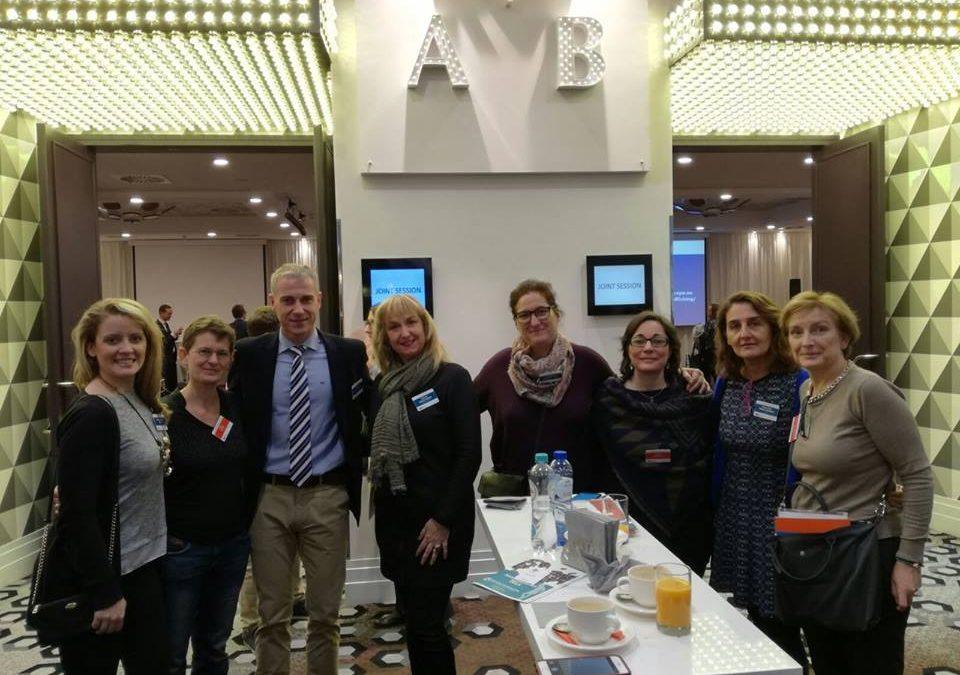 Miembros de la Plataforma Europea de la Sociedad Civil contra la Trata de Seres Humanos desde su creación en 2013