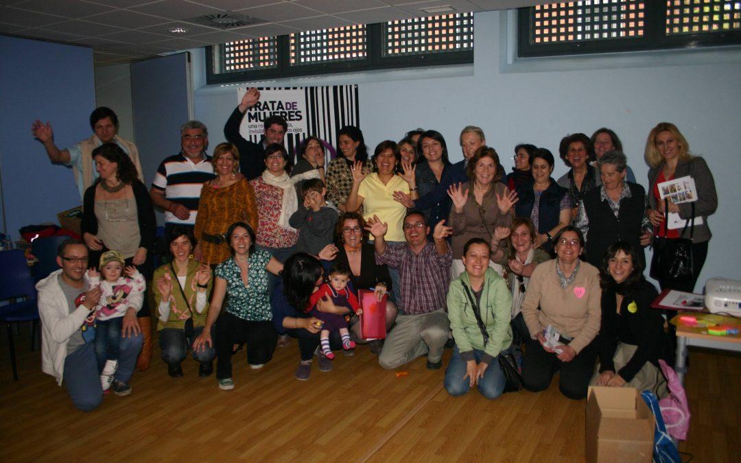 Proyecto Esperanza organiza su I encuentro de voluntariado y base social