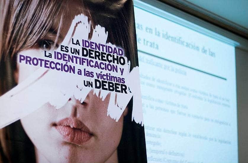 Clausura del Congreso sobre la lucha contra la trata de personas en el marco del convenio del Consejo de Europa