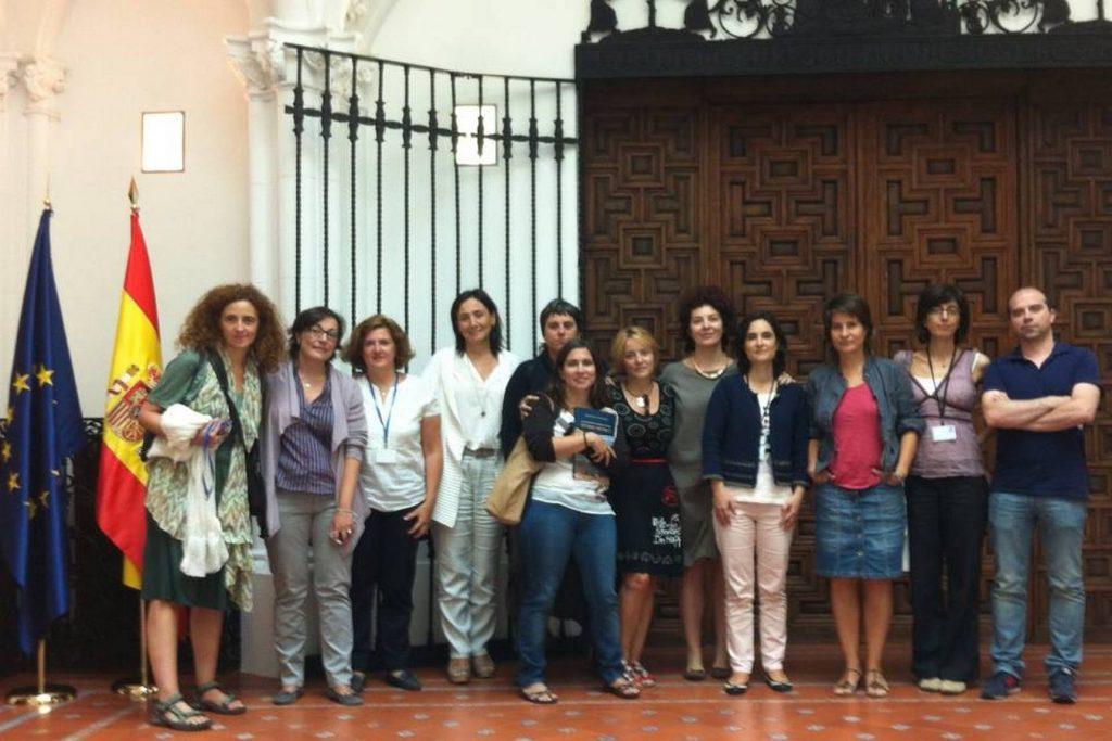 Creación de la Red Española contra la Trata 2004