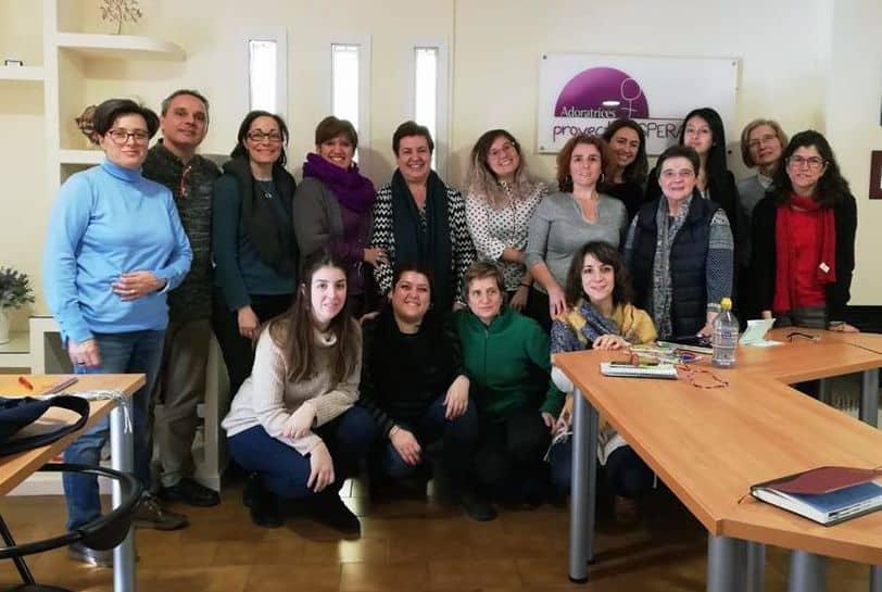 Resultado de imagen de 7.-PRESENCIA SOCIAL DE LAS ORDENES RELIGIOSAS Y SIMILARES EN ALMERIA.
