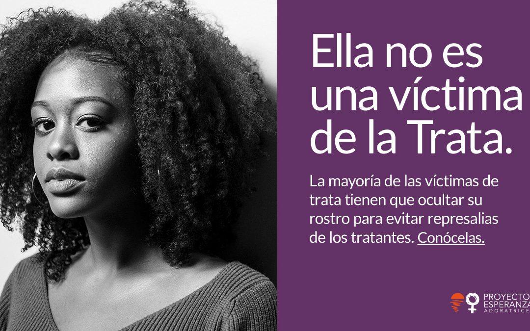 Nueva web contra la trata de Mujeres
