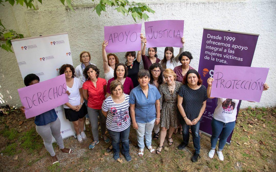 Participamos en el Foro contra la Trata de Personas
