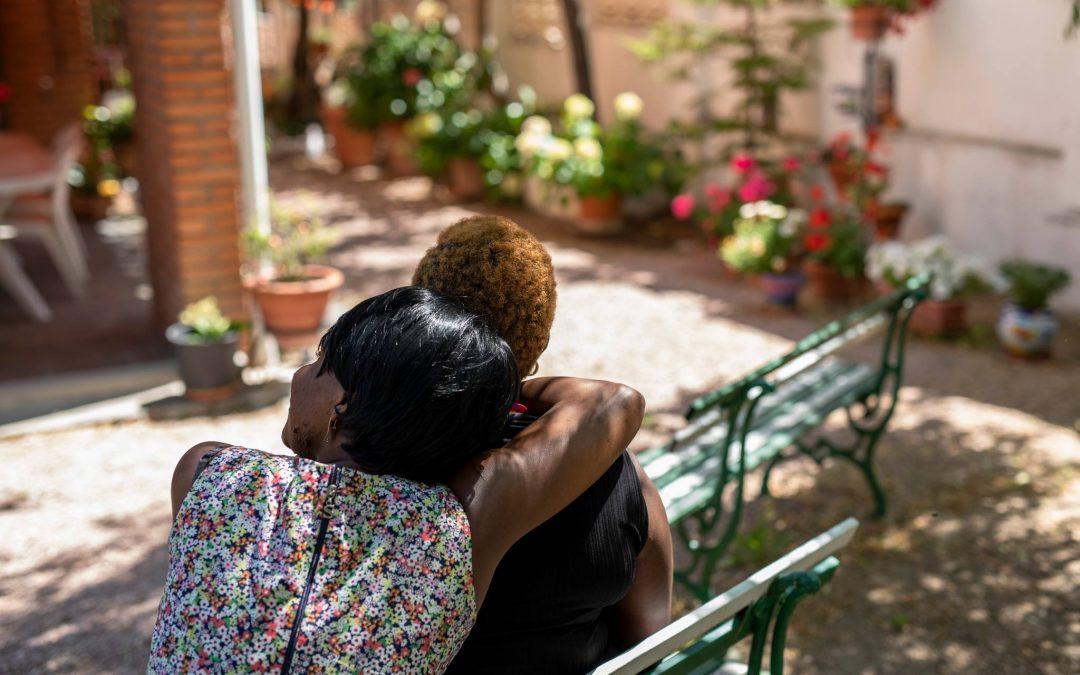 Proyecto Esperanza-Adoratrices comparte con la Delegada del Gobierno su compromiso con las víctimas de trata