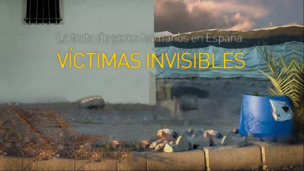 Proyecto Esperanza colabora con la defensora del pueblo en un video testimonial sobre la trata