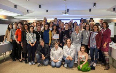 Reunión de 25 organizaciones europeas