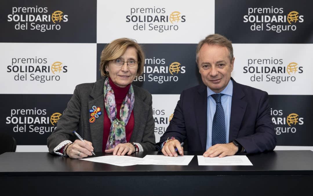 Premio Solidario del Seguro 2019. Fundación Mutua Madrileña