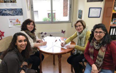 Acuerdo de colaboración con ONG Rescate