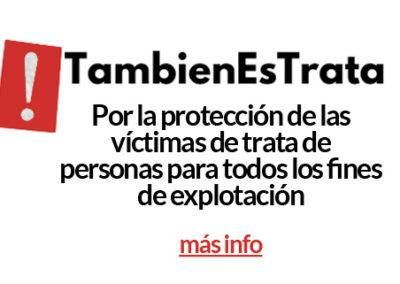 #TambienEsTrata