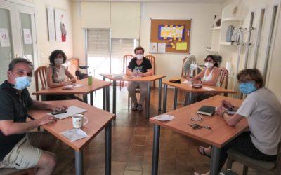 Primera reunión presencial Dirección y Coordinación