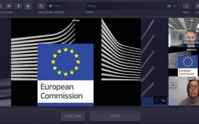 Reunión con la Plataforma Europea de la Sociedad Civil contra la Trata