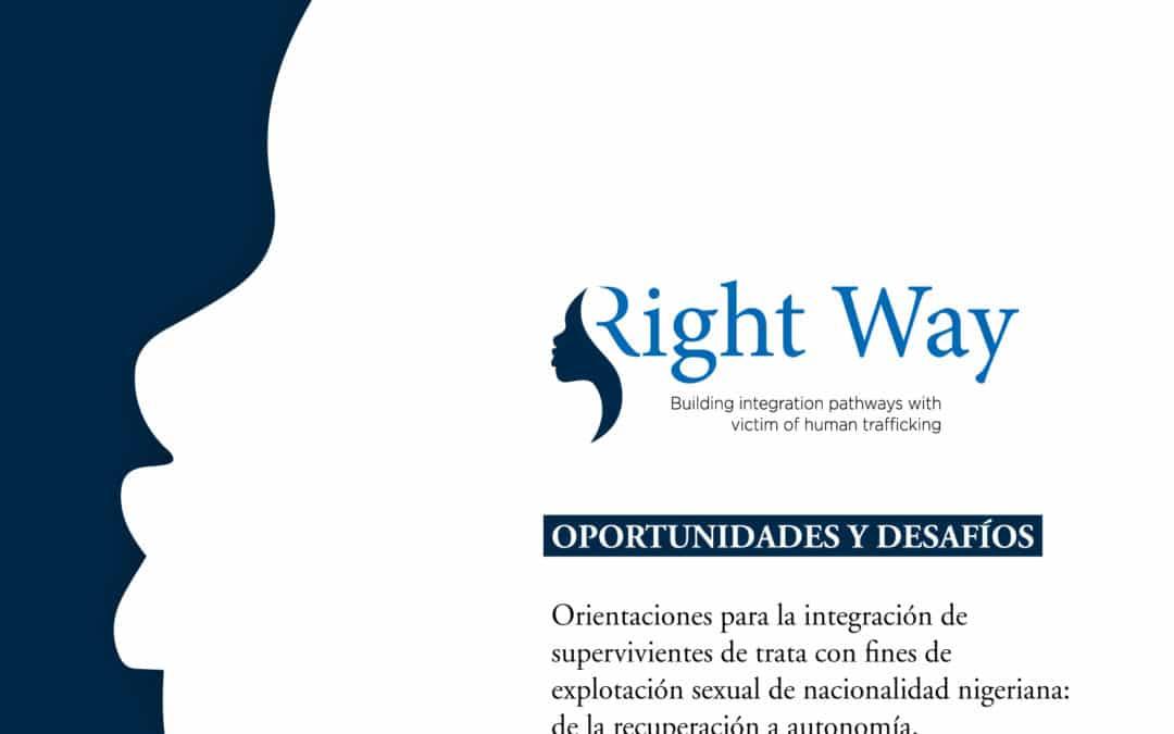 Colaboración con el Proyecto Europeo Right Way
