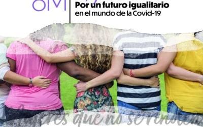 Adoratrices llaman a construir un futuro igualitario tras la COVID-19