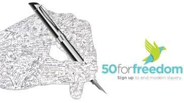 Celebramos el hito de 50 ratificaciones del Protocolo de Trabajo Forzoso de la OIT