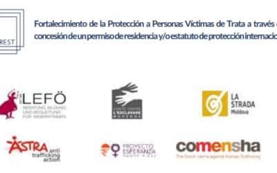 Guía de Buenas Prácticas para la Protección a largo plazo para las personas víctimas de trata.