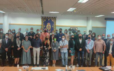 Formación #contralatrata para la Agencia Europea para la Formación Policial
